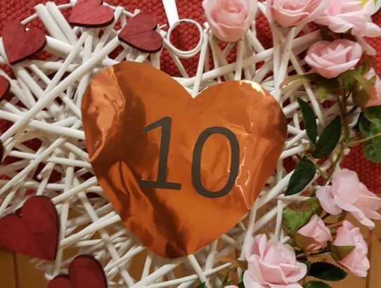 10 Jahre Hearts & Flowers